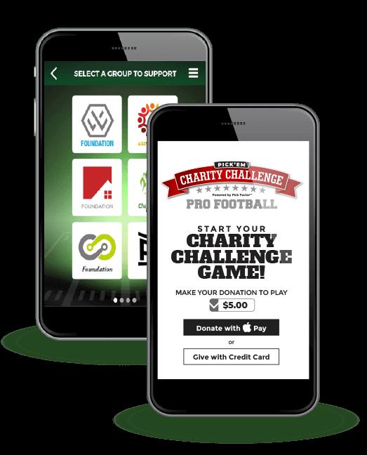 Pick'em Charity Challenge